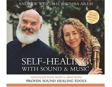 Self-Healing with Sound & Music CD