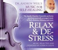 Relax & De-Stress (CD)