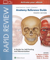 Rapid Review Anatomy Reference Guide