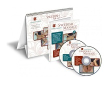 Swedish Massage: DVD and Manual