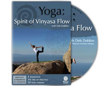 Yoga: Spirit of Vinyasa Flow DVD