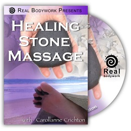 Healing Stone Massage DVD