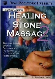 Healing Stone Massage 2 DVD